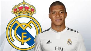 CHUYỂN NHƯỢNG Real 24/7: Lên kế hoạch mua Mbappe, Bale không đi theo dạng cho mượn