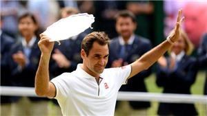 Wimbledon 2019: Federer thua Djokovic ở chung kết, xứng đáng là kẻ thất bại vĩ đại