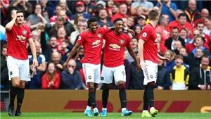 ĐIỂM NHẤN MU 4-0 Chelsea: Rashford là Quỷ đầu đàn, Pogba đẳng cấp, tân binh ghi điểm