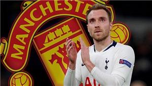 TRỰC TIẾP MU chiêu mộ Eriksen: Tottenham nhắm Coutinho, sẽ bán Eriksen cho MU với chỉ 50 triệu bảng
