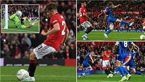 Kết quả bóng đá ngày 25/9, rạng sáng 26/9: MU đi tiếp nhờ đá luân lưu, Chelsea dội mưa bàn thắng