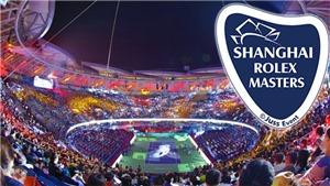 Kết quả tennis Thượng Hải Masters 11/10: Djokovic bất ngờ bị loại, Federer nối gót