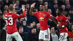 Ngoại hạng Anh vòng 11: MU vượt mặt Arsenal, áp sát Top 4?