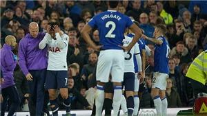 Son Heung Min sốc nặng, ôm mặt khóc nức nở sau khi làm gãy chân Andre Gomes