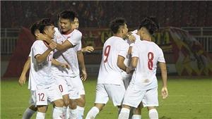 Kết quả bóng đá ngày 8/11, rạng sáng 9/11: U19 Việt Nam thắng nhẹ U19 Guam, U19 Thái Lan thua sốc U19 Campuchia