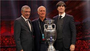 Kết quả bốc thăm chia bảng EURO 2020: Đức, Pháp, Bồ Đào Nha rơi bảng tử thần