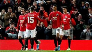 Kết quả bóng đá ngày 18/12, rạng sáng 19/12: MU dạo chơi, Liverpool thắng nhọc, Barcelona, Real Madrid níu chân nhau