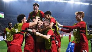 Kết quả bóng đá ngày 21/12, rạng sáng 22/12: Man City áp sát Leicester, Liverpool giành Club World Cup