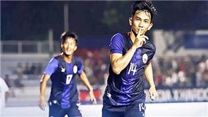 U22 Campuchia, đối thủ của U22 Việt Nam tại bán kết, có thực sự đáng gờm?
