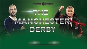 Ngoại hạng Anh vòng 16: Rực lửa derby, MU sẵn sàng bắn sập Etihad