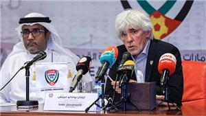 Tân HLV trưởng UAE quyết đánh bại Việt Nam, toàn thắng lượt về vòng loại World Cup 2022