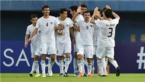 Trực tiếp bóng đá U23 Uzbekistan vs U23 Hàn Quốc: Không được phép chủ quan. VTV6 trực tiếp