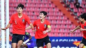 Kết quả bóng đá ngày 26/1, rạng sáng 27/1. Hàn Quốc vô địch U23 châu Á, MU đại thắng tưng bừng