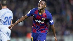 Barcelona 2-1 Levante: Messi kiến tạo, thần đồng Ansu Fati đi vào lịch sử