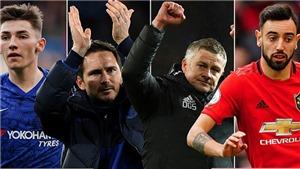 Cuộc đua Top 4 Ngoại hạng Anh: MU hay Chelsea sẽ chiến thắng?