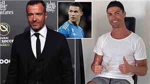 Ronaldo từ thiện trang thiết bị y tế chống Covid-19