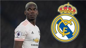 Bóng đá hôm nay 28/5: Real chưa từ bỏ Pogba. Thêm 4 cầu thủ Premier League dương tính với COVID-19