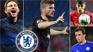 Timo Werner CHÍNH THỨC gia nhập Chelsea