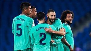 ĐIỂM NHẤN Espanyol 0-1 Real Madrid: Real Madrid bứt tốc, Barcelona sắp hết hy vọng