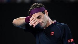 NÓNG: Federer nghỉ hết năm 2020 vì tái phát chấn thương