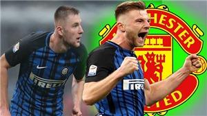 CHUYỂN NHƯỢNG MU 12/7: MU săn trung vệ Inter Milan, Grealish sẽ phải dự bị nếu gia nhập Quỷ đỏ