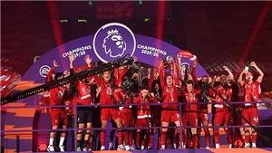 CHÙM ẢNH Liverpool ăn mừng vô địch: Đêm không ngủ ở Anfield