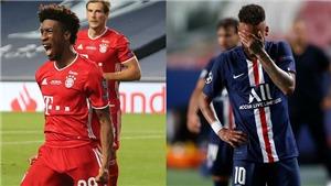 ĐIỂM NHẤN PSG 0-1 Bayern: Người hùng Kingsley Coman, đẳng cấp Neuer, và nỗi thất vọng Neymar