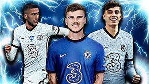 Bạo chi trong mùa hè, Chelsea cực đáng gờm ở Ngoại hạng Anh mùa tới