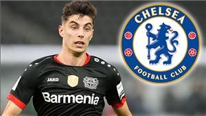Kai Havertz không kiểm tra phong độ cùng Leverkusen, sắp tới Chelsea