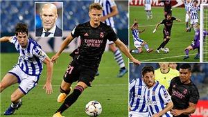 Real Sociedad 0-0Real Madrid: Benzema bất lực, Real Madrid chia điểm ở xứ Basque