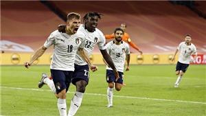 Hà Lan 0-1 Ý: Mất Koeman, Hà Lan thua Ý, mất luôn ngôi đầu
