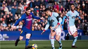 Link xem trực tiếp bóng đá Celta Vigo vs Barcelona.Trực tiếp bóng đá La Liga