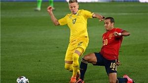 Link xem trực tiếp bóng đá. Ukraina vs Tây Ban Nha. Xem trực tiếp Nations League