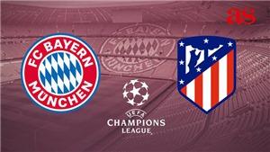 Video clip bàn thắng trận Bayern vs Atletico