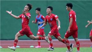 Video clip bàn thắng trận U15 PVF vs U15 Đà Nẵng