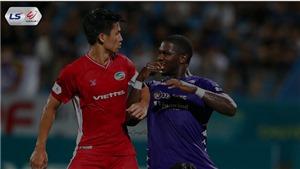 Lịch thi đấu bóng đá hôm nay: Trực tiếp Viettel vs Hà Nội, Sài Gòn vs Quảng Ninh. VTV6, BĐTV