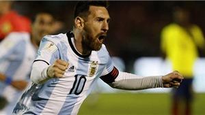 Link xem trực tiếp bóng đá.Argentina vs Ecuador. Trực tiếp vòng loại World Cup