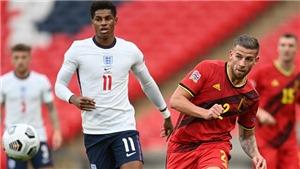 Kết quả bóng đá 15/11, sáng 16/11: Thua Bỉ, Anh vỡ mộng Nations League. Hạ Ba Lan, Italia lên đầu