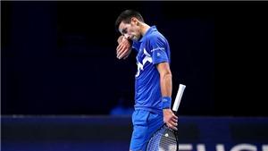 Video clip highlights Djokovic vs Medvedev: Sự bất lực của Nole