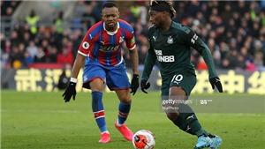Lịch thi đấu bóng đá hôm nay. Trực tiếp Crystal Palace vs Newcastle. K+. K+PM