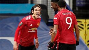 Video clip bàn thắng trận Everton vs MU