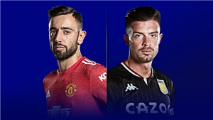 Link xem trực tiếp MU vs Aston Villa.  Xem trực tiếp bóng đá Ngoại hạng Anh vòng 17