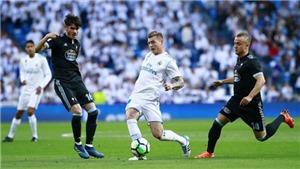 Lịch thi đấu La Liga vòng 17: Real Madrid vs Celta Vigo, Huesca vs Barcelona