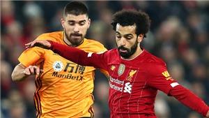 Link trực tiếp Liverpool vs Wolves. Xem trực tiếp bóng đá Ngoại hạng Anh vòng 11