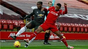 Bảng xếp hạng Ngoại hạng Anh vòng 19: Man City tiến sát MU, Liverpool tụt xuống thứ 4