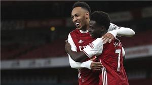 Arsenal 3-0 Newcastle: Aubameyang lập cú đúp, Pháo thủ tiếp tục hồi sinh