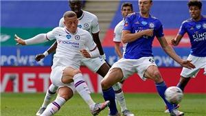 Kết quả bóng đá 19/1, sáng 20/1. Leicester thắng Chelsea, chiếm ngôi đầu của MU