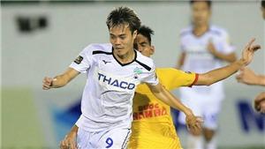 Kết quả bóng đá hôm nay. Kết quả Bình Dương vs Khánh Hòa, Nam Định vs HAGL