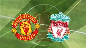 Kết quả bóng đá 24/1,sáng 25/1. MU thắng kịch tính, loại Liverpool khỏi cúp FA