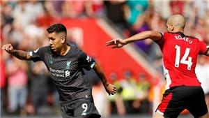 Kết quả bóng đá 4/1, sáng 5/1: Liverpool thua sốc Southampton, có thể bị MU chiếm ngôi đầu